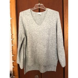 H&M V-Neck Oversized Sweater